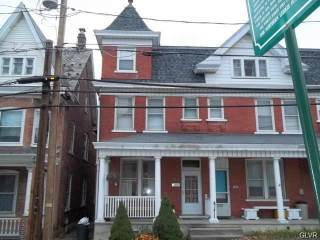 Photo of 344 West Church Street  Slatington  PA