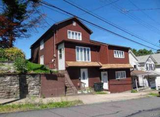 Photo of 222 South Hanover Street  Luzerne County  PA