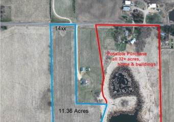 14Xx 25Th Ave  Cty Rd C, Amery, WI 54001