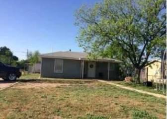 Photo of 709 E 20th Street  San Angelo  TX
