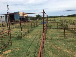 1813 N 4300 Road, Fort Towson, OK 74738