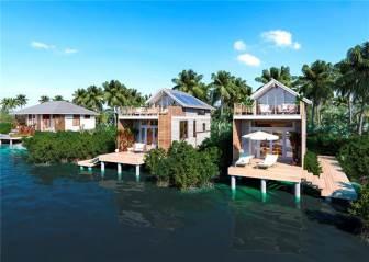 Photo of 1o Itz Ana Lagoon  Belize  OU