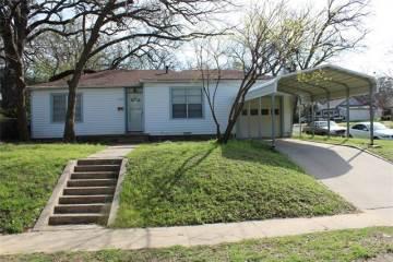 Photo of 1325 Panhandle Street  Denton  TX