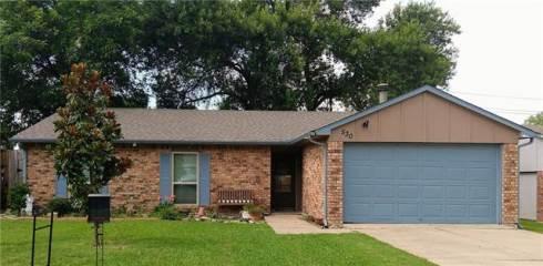 Photo of 530 E Ridgemont Drive  Allen  TX
