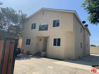 Photo of 822 West 60TH Street  Los Angeles City  CA