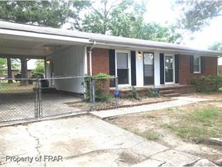 Photo of 4812 Eagle Court  Fayetteville  NC