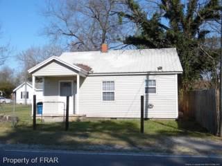 Photo of 217 Johnson Street  Fayetteville  NC