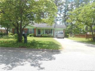 Photo of 1837 Geiberger Drive  Fayetteville  NC