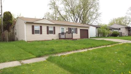 Photo of 2520 Apache Avenue  SAUK VILLAGE  IL
