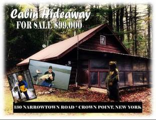 Photo of 130 Narrow Town Rd  Crown Point  NY
