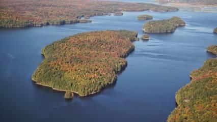 Photo of 0 County Line Island  Tupper Lake  NY