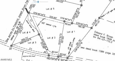 Lot 2 Mountain Road, Lilly, PA 15938