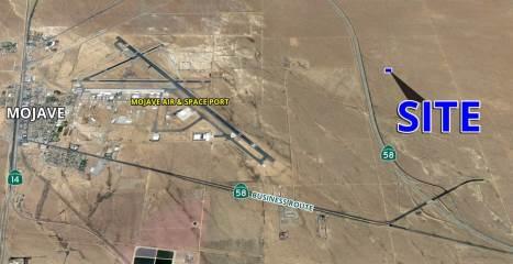 0 E Douglas Avenue, Mojave, CA 93501