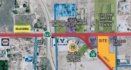 32767 Old Woman Springs Road, Lucerne Valley, CA 92356