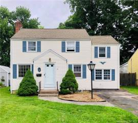 Photo of 21 Dudley Road  Wethersfield  CT
