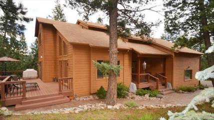 Photo of 31853 Snowshoe Road  Evergreen  CO