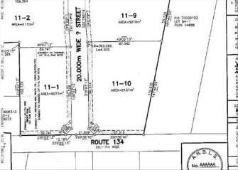 Lot 111 Rte 134 15 Acres, Shediac Cape, NB E4P 3G8