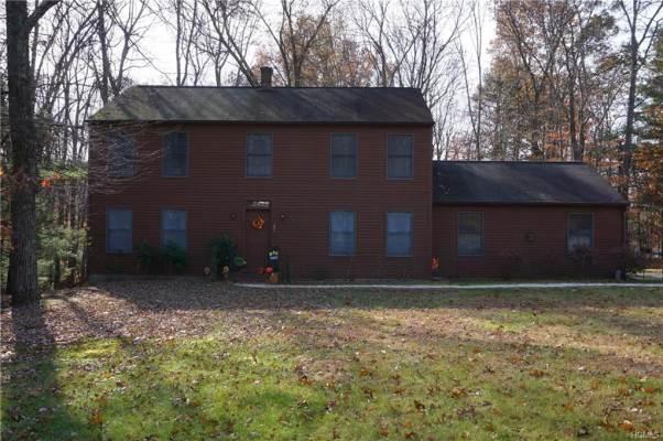 458 Burlingham Road, Bloomingburg, NY 12721-5007
