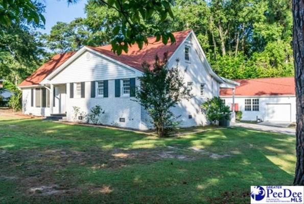 111 Grace St, Darlington, SC 29532