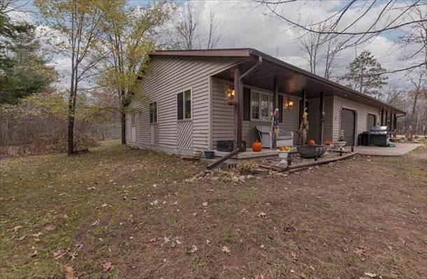 515 Left Foot Lake Rd, Crivitz , WI 54114