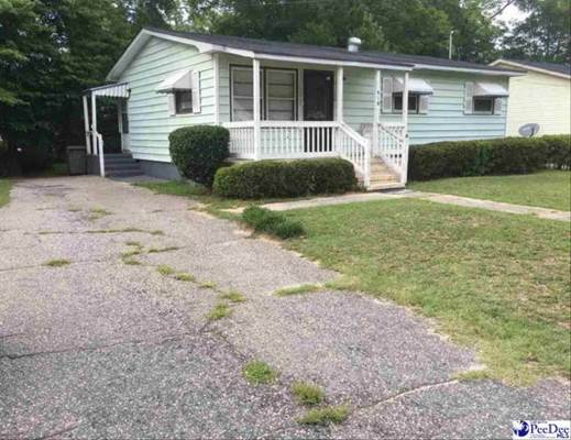 418 Brewer Ave, Hartsville, SC 29550
