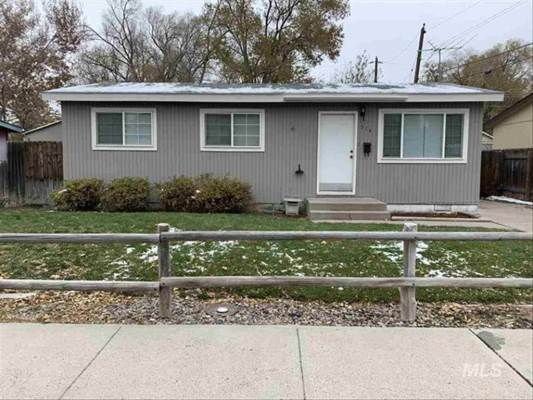 314 N 4Th West, Mountain Home, ID 83647