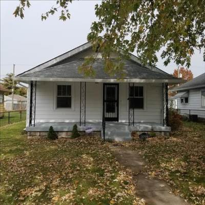 3914 Fletcher Ave, Indianapolis, IN 46203