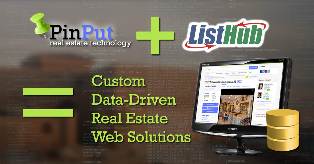 Building a ListHub real estate website